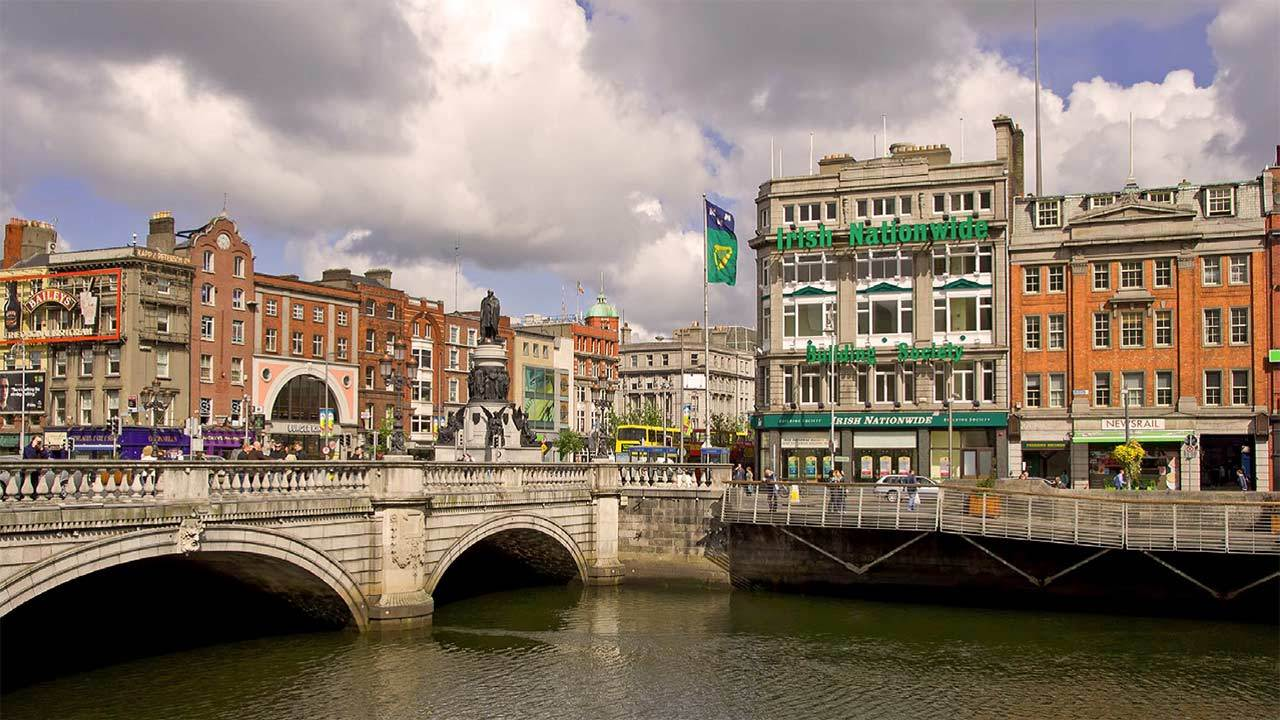 Dublin sacrée Meilleure destination City Breack en Europe