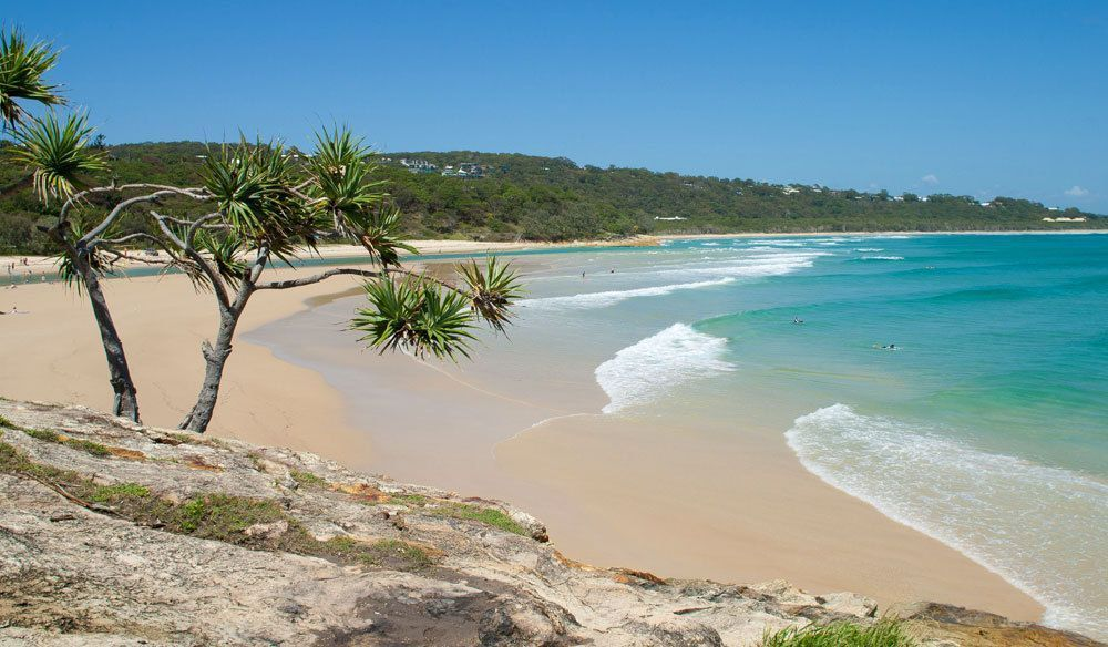 North Strabroke Island